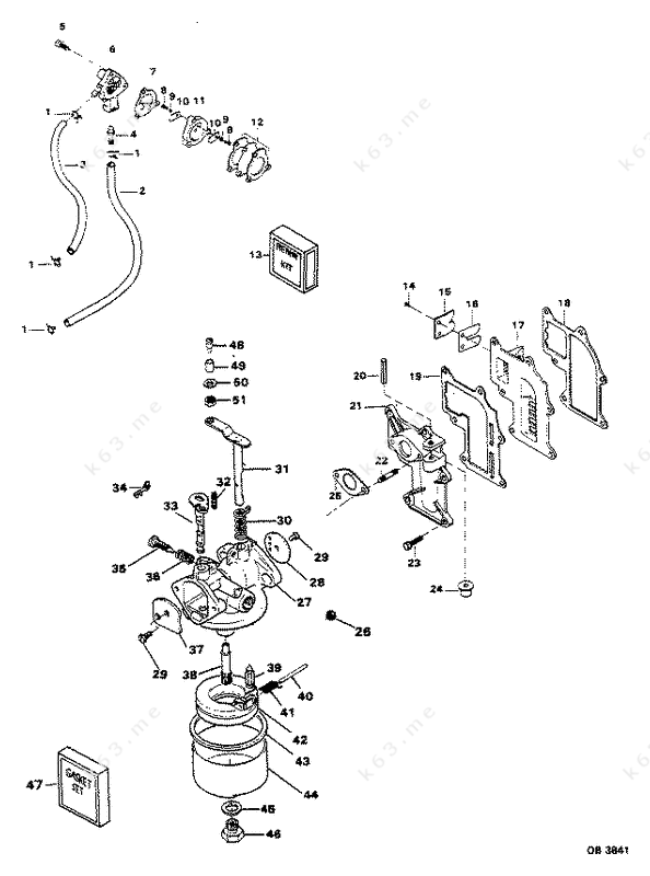 chrysler 15 1983 fuel system parts catalog. Cars Review. Best American Auto & Cars Review
